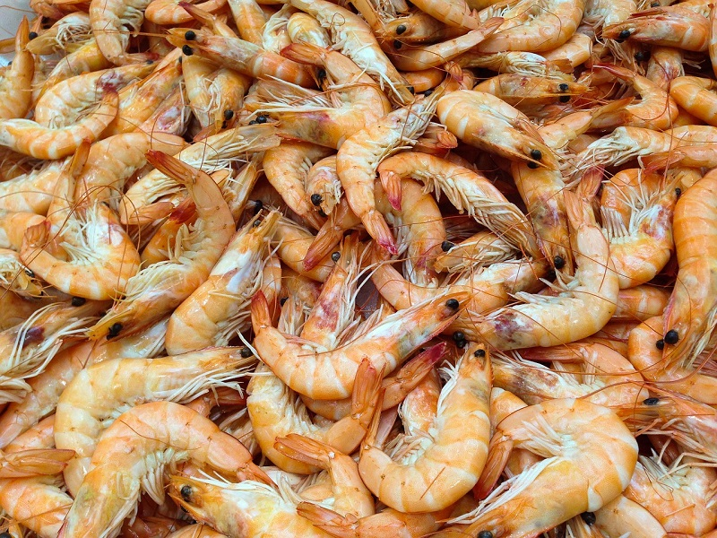 Produce Dried Shrimp